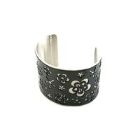 Bijoux Acier : Bracelet manchette en acier 7018116