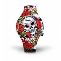 Montre Doodle Watch Comics Skull