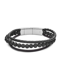 Bracelet en cuir casual vintage par FOSSIL JF02886040