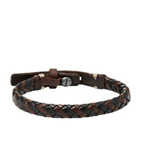 Bracelet en cuir casual vintage par FOSSIL JA5932716