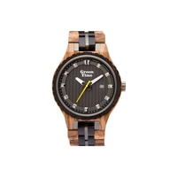 Montre en bois pour homme Green Time ZW107A
