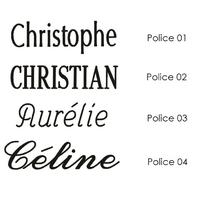 style de police