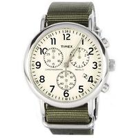 Montre chronomètre homme Timex TW2P71400