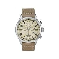 Montre chronomètre homme Timex Waterbury TW2P84200