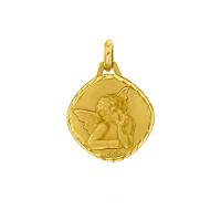 Médaille ange or jaune - Augis 58515