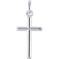 Pendentif croix en argent 925/000 336087