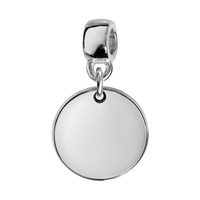 Charms coulissant argent Thabora