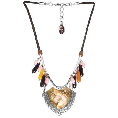 Collier Nature bijoux 15-26372