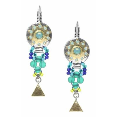 Boucles d'oreilles fantaisie femme Franck Herval 12-63319