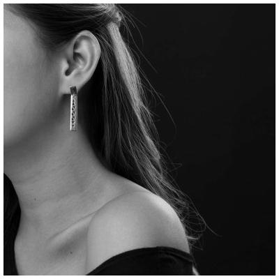 Boucles d'oreilles ORI TAO 12-26761 - lombartbijoux.com