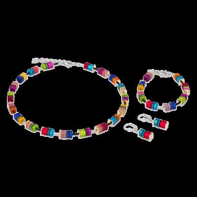 bracelet fantaisie swarovski femme coeur de lion 4746/30-1500 parure-lombartbijoux.com