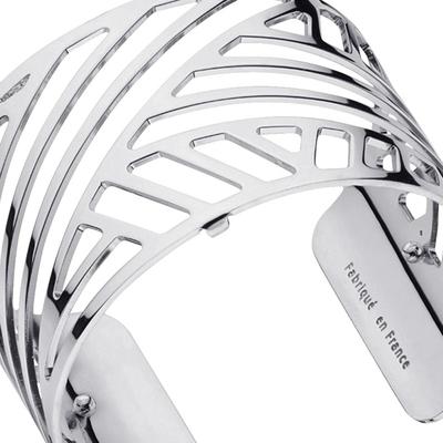 bracelet manchette ruban les georgettes 702856716-40mm-lombartbijoux.com