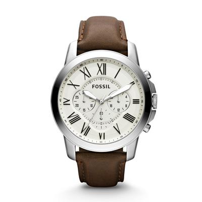 Montre chronomètre Grant FS4735 FOSSIL