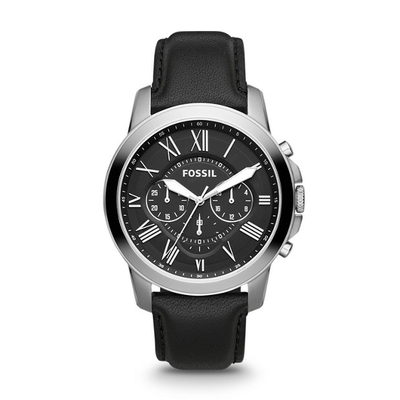 Montre chronomètre Grant FS4812IE FOSSIL