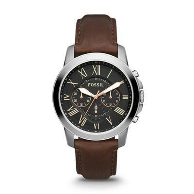 Montre chronomètre Grant FS4813 FOSSIL