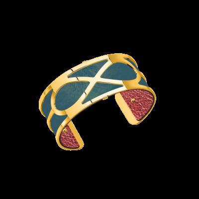 Bracelet manchette Infini Les Georgettes by Altesse 702744701 25 mm