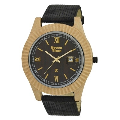 Montre 100% vegan pour homme GreenTime by ZZERO ZW010G