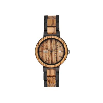 Montre en bois pour homme GreenTime ZW103B