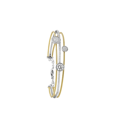 Bracelet Jourdan Adagio collection Torsades AOG610