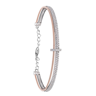 Bracelet Jourdan Adagio collection Torsades AOG647