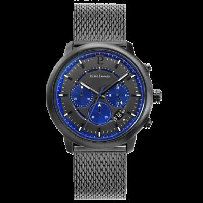 Montre chronomètre homme Pierre Lannier modèle Impulsion 229F468