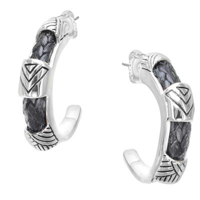 Boucles d'oreilles ORI TAO collection TAARNA 12-26660b