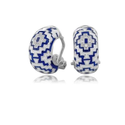 Boucles d'oreilles Aztec Una Storia