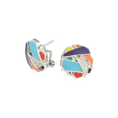 Boucles d'oreilles Geometria Una Storia