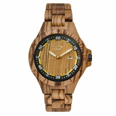 Montre en bois GreenTime ZW116B
