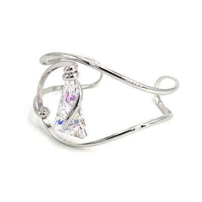 Bracelet Cristal de Swarovski Andréa Marazzini Mini Spike Aurore Boréale
