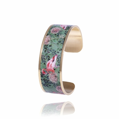 Bracelet Louise's Garden Flamant Rose MOA2202