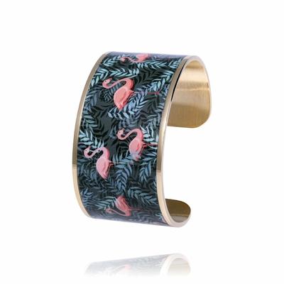 Bracelet Louise's Garden Flamant Rose MOA3402