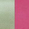 Cuir réversible pour bracelet Les Georgettes 702145799AZ Menthol/Rose Fluo