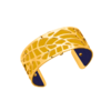 Bracelet manchette Fougère Les Georgettes by Altesse 702840801 25 mm