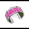 Bracelet manchette Résille Les Georgettes by Altesse 702856516 25 mm