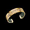 Bracelet manchette Nénuphar Les Georgettes by Altesse 702958701 14 mm