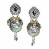 Bijoux Franck Herval boucles d'oreilles Sarah 12-64315