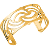 Bracelet manchette Nouage Les Georgettes by Altesse 703163401 25 mm