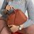 montre fossil original boyfriend ES3838 portée-lombartbijoux.com
