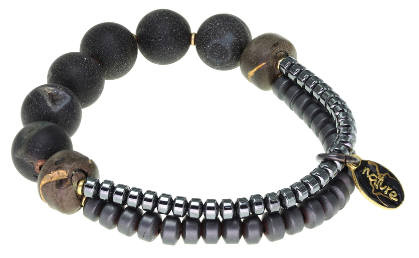 image bracelet nature bijoux collection kinkintsugi -lombartbijoux.com