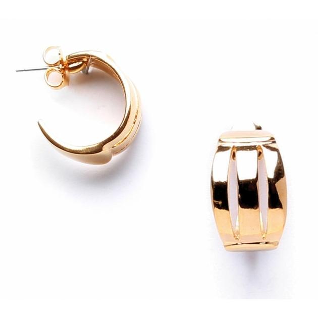 Boucles d'oreilles fantaisie femme ORI TAO 12-28796G - lombartbijoux.com