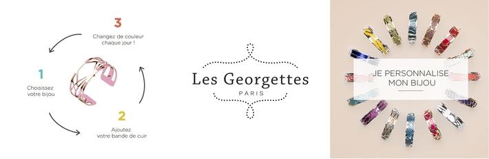 Bracelet Les Georgettes  Bijoux personnalisables Les Georgettes