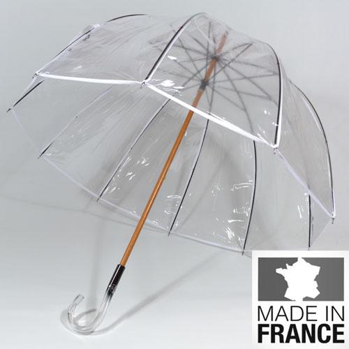 Parapluie mariage L\'invisible blanc
