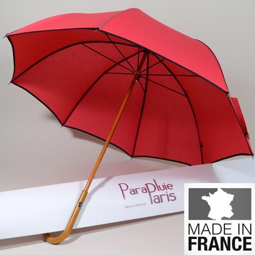 Parapluie haut de gamme L\'Eternel rouge