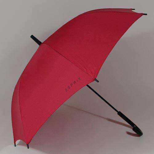 Parapluie à fonction automatique rouge