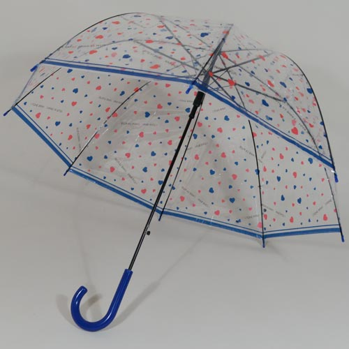 Parapluie rigolo I Love Rain