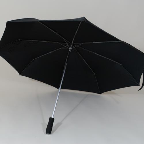 Parapluie randonnée Trekking noir