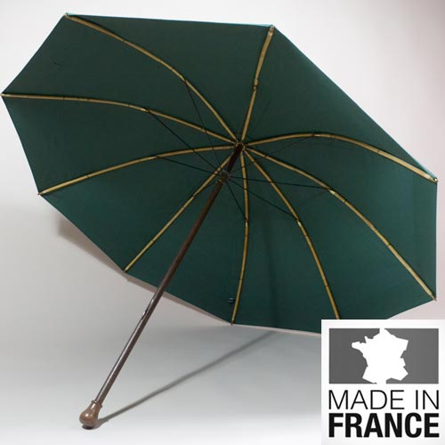 Parapluie traditionnel Berger vert