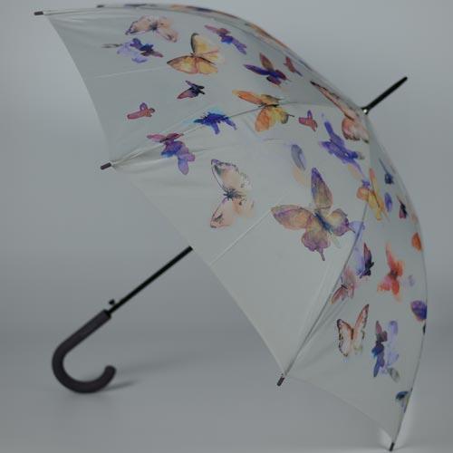 parapluie esprit papillons