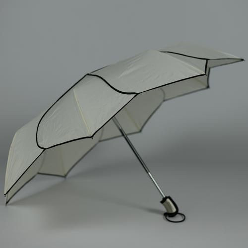 Parapluie original femme Sunflower blanc
